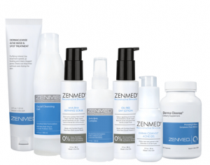 The complete acne kit by Zenmed