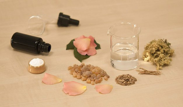 Frankincense Oil For The Treatment Of Acne